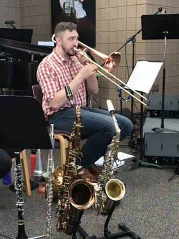 Kevin Kerr, Composer & Brass Musician